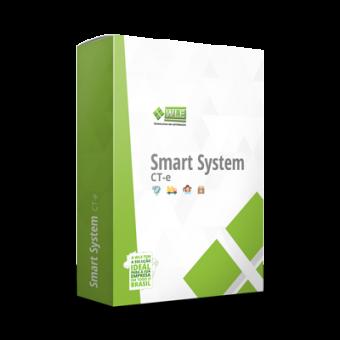 Sistema Gerencial Smart System CT-e - Emissão de Conhecimento de Transporte Eletrônico (Planos Mensais)