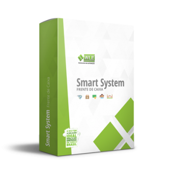 Sistema Gerencial Smart System de Frente de Caixa - Módulos NFC-e / PAF (Com Mensalidade)