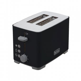 Torradeira Elétrica Black Decker TO800-B2 800W 220V