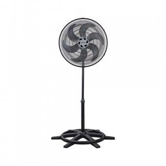 Ventilador de Coluna Ventisol Turbo 6P 50cm Preto 135W 127V
