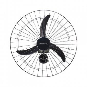Ventilador de Parede Ventisol Preto 60 cm Comercial 200W Bivolt
