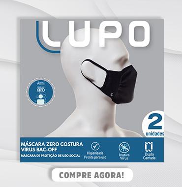 Máscara Lupo