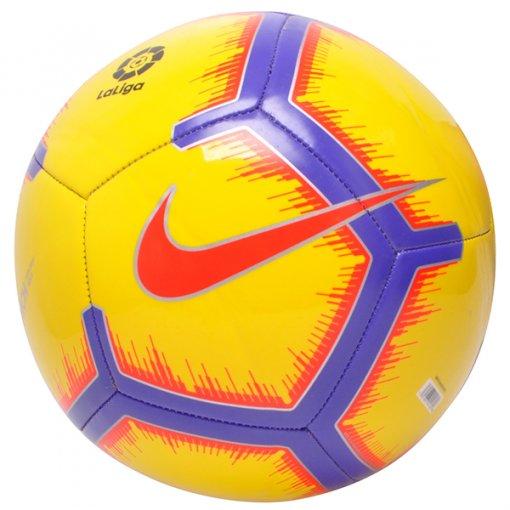 Bola Campo Nike Pitch SC3318-710 Amarelo