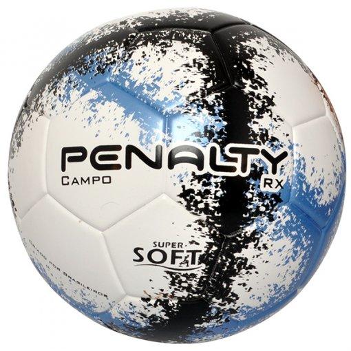 Bola Campo Penalty RX R3 Fusion VIII 5203081 Branco/Azul/Preto