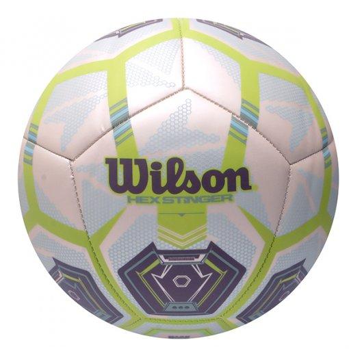 Bola Campo Wilson Hexstinger 5 WTE9900XB0506 Verde