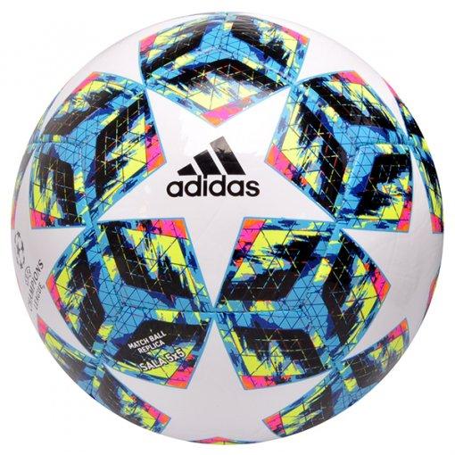 Bola Champions League Futsal Adidas DY2548 Branco