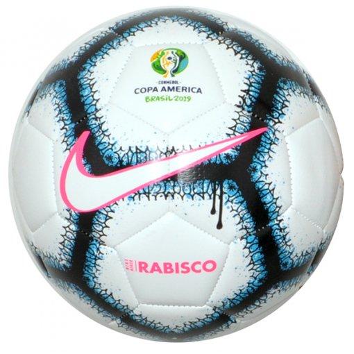 Bola Futsal Nike Copa América SC3980-100 Branco