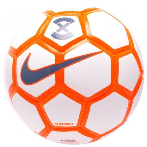 Bola Futsal Nike Menor X SC3039-101 Branco