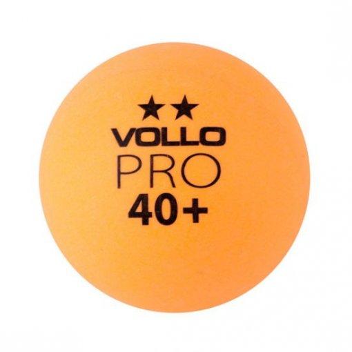 Bola Tênis De Mesa Vollo Pro 40 VT608