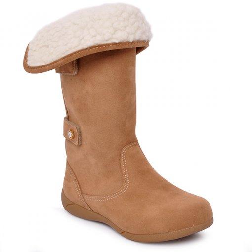 Bota Infantil Klin 160008 Camel