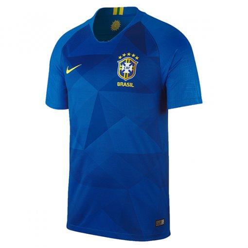Camiseta Seleção Brasileira Nike Torcedor 2 893855-453 Azul