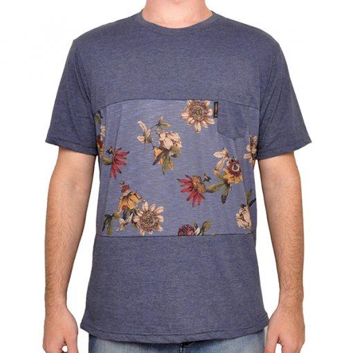 Camiseta Freesurf 110408059 Azul Marinho