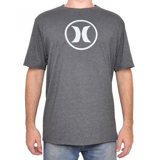 Camiseta Hurley 637003A67 Mescla Escuro