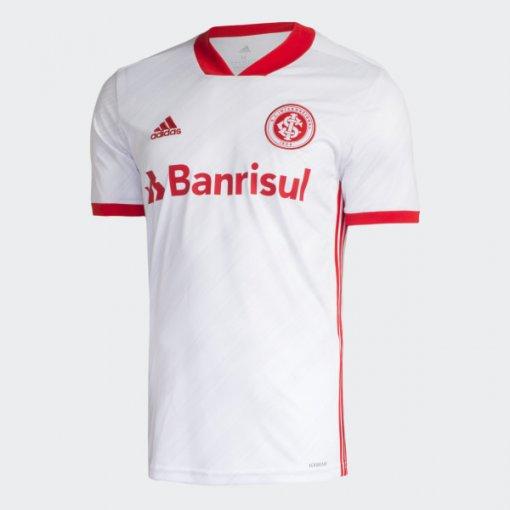 Camiseta Masculina Internacional Adidas OF.2 FU1094 Branco