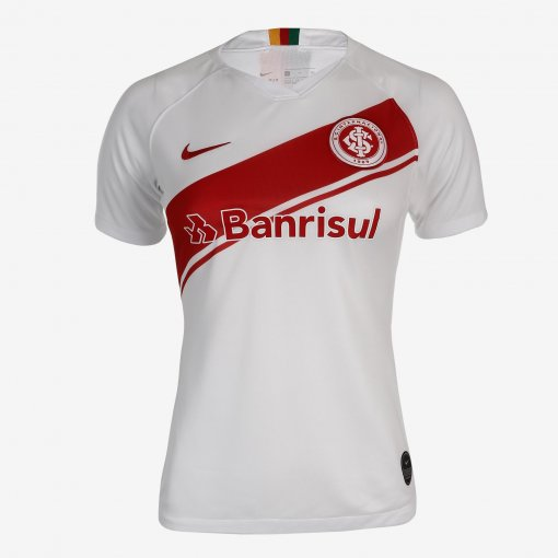Camiseta Internacional Feminina Nike OF.2 CJ5971-100 Branco