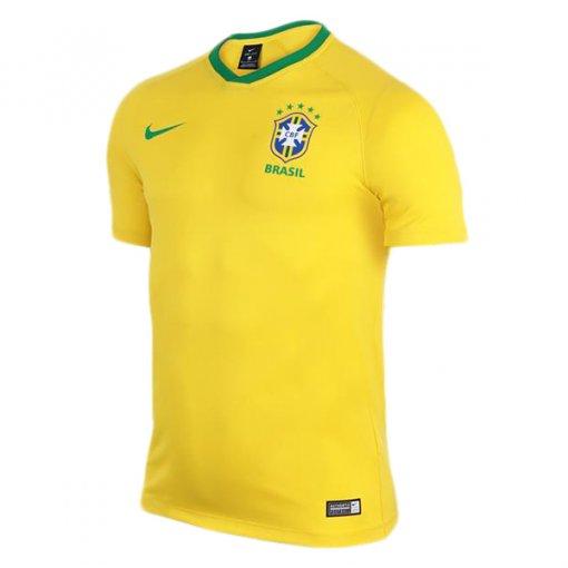 Camiseta Seleção Brasileira Nike I Torcedor 893853-749 Amarelo