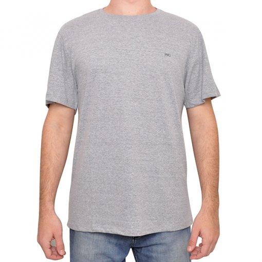 Camiseta Wave Giant 337133L66 Mescla Cinza