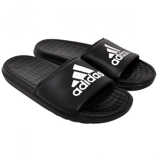 Chinelo Adidas Voloomix CP9446 Preto/Branco