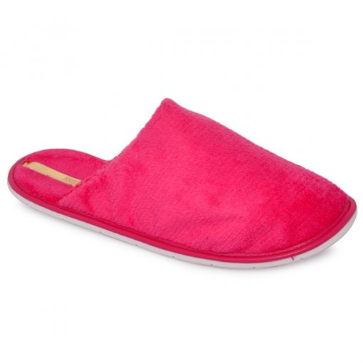 Chinelo De Inverno Moleca 5427100 Rosa Pink