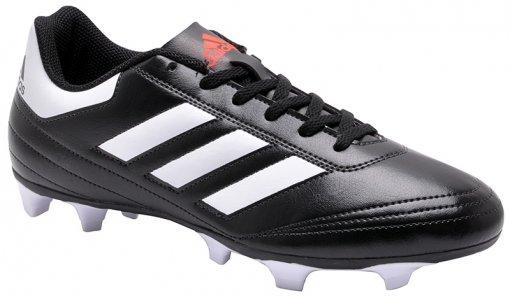 Chuteira Campo Masculina Adidas Goletto Vi Aq4281 Black/White