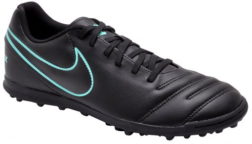 Chuteira Society Masculina Nike Tiempox Rio 3 819237-004 Black