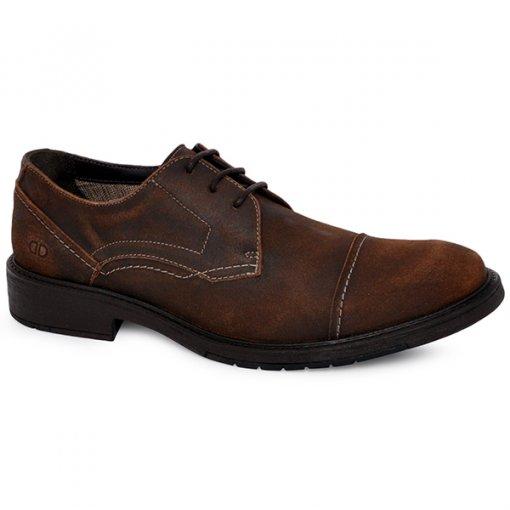 Sapato Democrata 190106-003 Tabaco