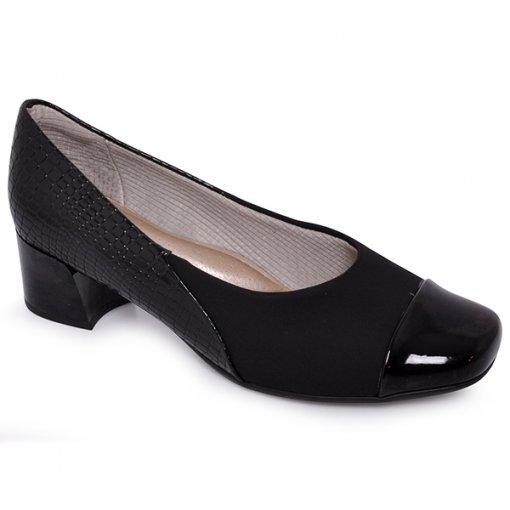 Sapato Feminino Piccadilly 320259 Preto