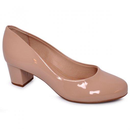 Sapato Feminino Beira Rio 4777309 Bege