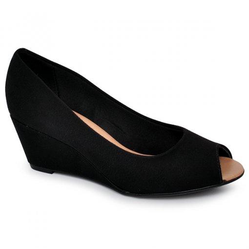 Sapato Feminino Beira Rio 4791201 Preto