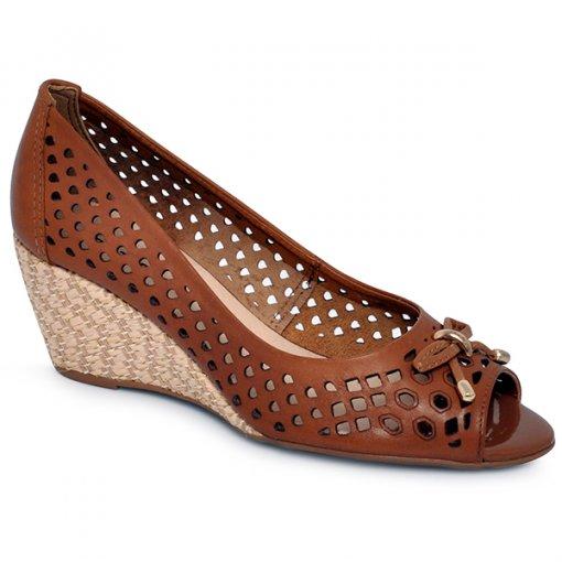 Sapato Feminino Bottero 278823 Caramelo
