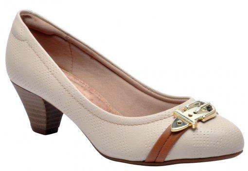 Sapato Feminino Modare 7005311 Gelo