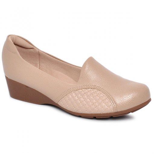 Sapato Feminino Modare 7014129 Bege