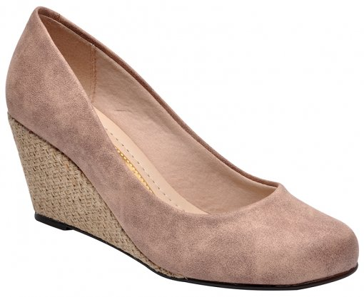 Sapato Feminino Moleca 5270500 Bege