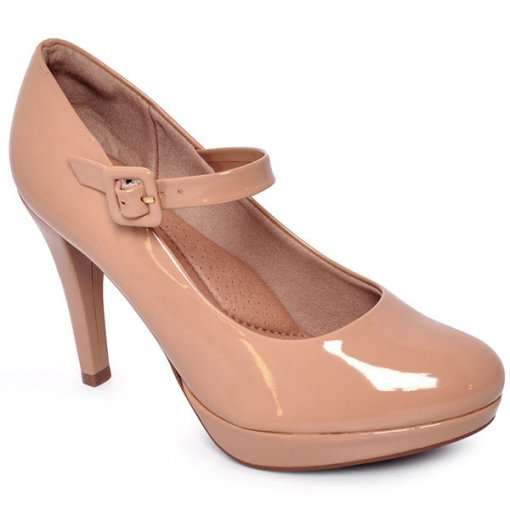 Sapato Piccadilly 841024 Nude