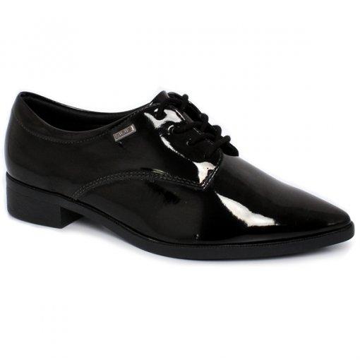 Sapato Feminino Quiz 47-50102 Preto