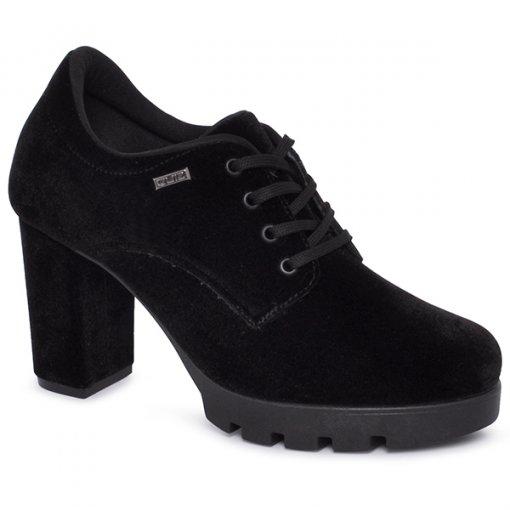 Sapato Feminino Quiz 47-66804 Preto