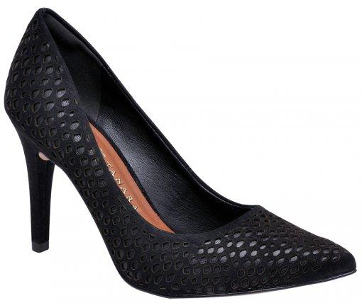 Sapato Feminino Tanara N6884 Preto
