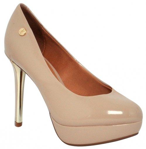 Sapato Feminino Vizzano 1255100 Bege
