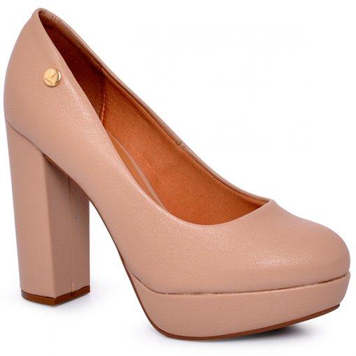 Sapato Feminino Vizzano 1262100 Bege