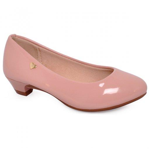 Sapato Infantil Molekinha 2166416 Rosa