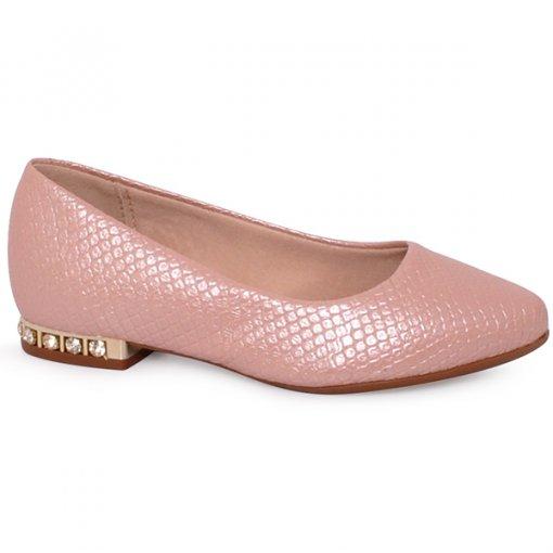 Sapato Infantil Molekinha 2518100 Rosa