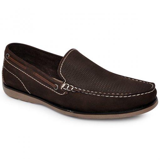 Sapato Masculino Democrata 135102 Cafe