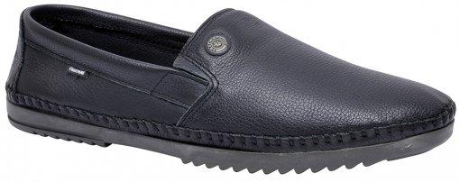 Sapato Masculino Freeway Logan-3 Preto