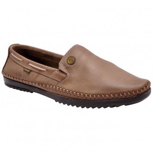 Sapato Masculino Freeway Logan-5 Sesamo