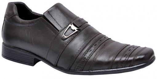 Sapato Masculino Jmathias 5006 Café