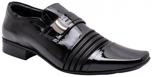 Sapato Masculino Jota Pe 16434 Preto