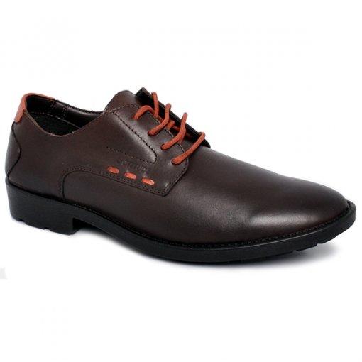 Sapato Masculino Latittude 604 Marrom