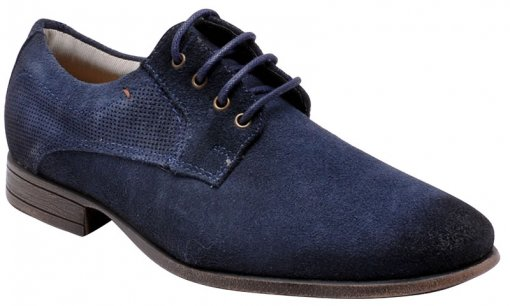 Sapato Masculino Mariner 82523 Azul Marinho