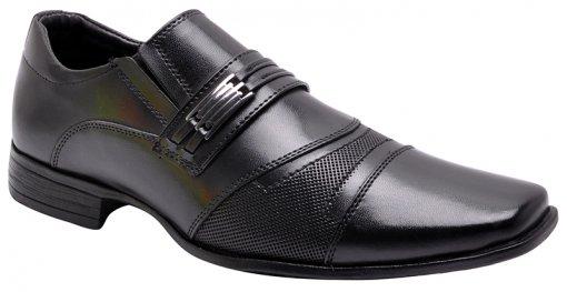 Sapato Masculino Mariner C/ Kit 73092 Black