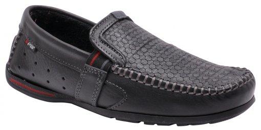 Sapato Masculino Pegada 40703-01 Preto/Anilina